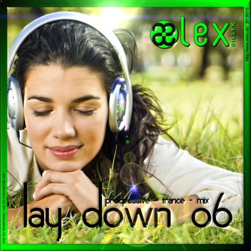 aelex - lay down 06 (mix set)
