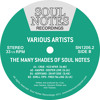 SN1206.2 - Various Artists - The Many Shades Of Soul Notes, Vol. 2