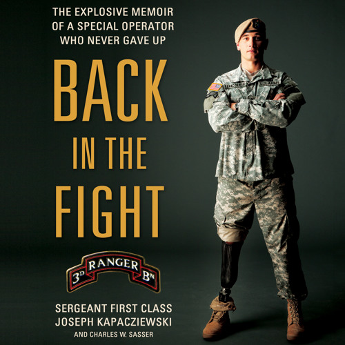Back In The Fight audiobook excerpt