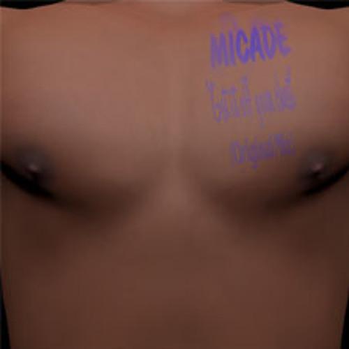Micade - Get it off your chest (Original mix)