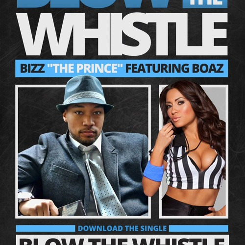 Blow The Whistle feat. Boaz