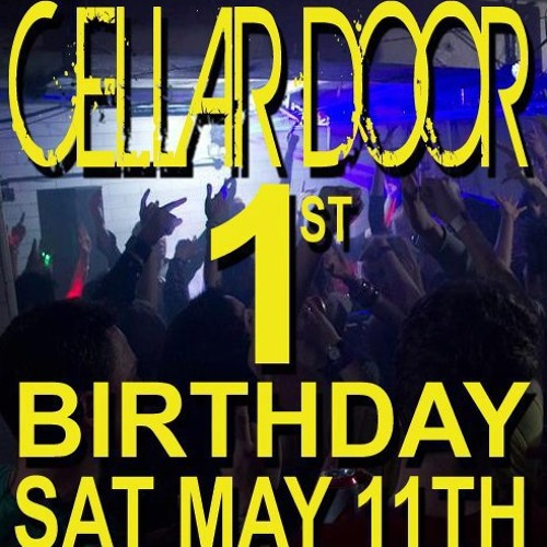 Shane Morris - Cellar Door 1st Birthday @ The Vaults - 11th May 2013