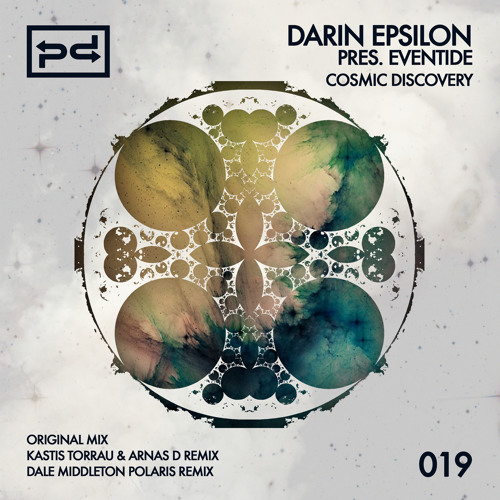 [PSDI 019] Darin Epsilon pres. Eventide - Cosmic Discovery (Dale Middleton Polaris Remix) - [Perspectives Digital]