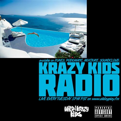KRAZY KIDS RADIO : the POOLSIDE mix