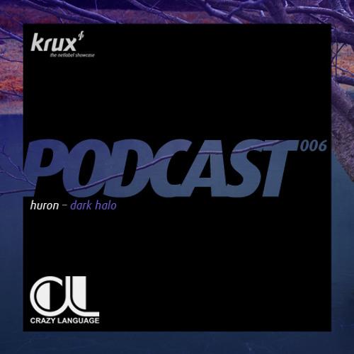 Huron - Crazy Language Showcase Mix II for Krux the Netlabel Showcase Podcast