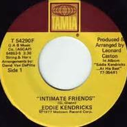 Intimate Friendz(SOLD)Produced by CRE8ATONE, Bass By JBZ