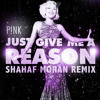 Pink - Just Give Me A Reason (Shahaf Moran Extended Feat. Nate Ruess)