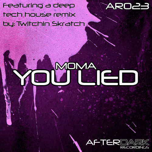 Moma - You Lied (Twitchin Skratch Mix) [TEASER]