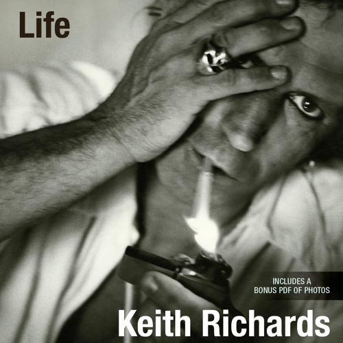 An Introduction to Keith Richards' LIFE - an audiobook edition excerpt