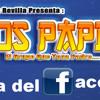 DE LA NADA -LOS PAPIS RA7 Portada del disco