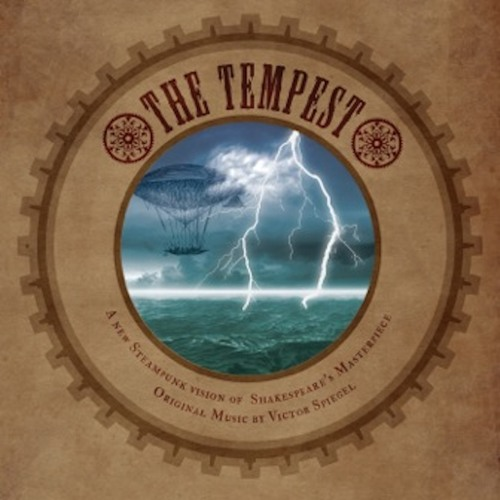 The Tempest-Steampunked!