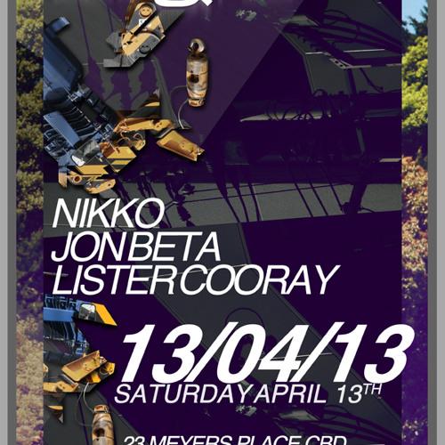 Nikko @ ebb&flo - Season 3 Episode 1 - April 2013 - Part 2