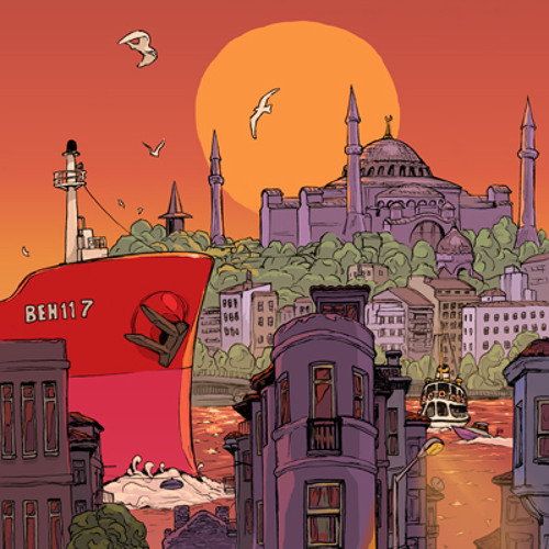 """Sounds of Istanbul"" mix"