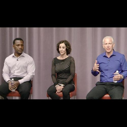Chris Redlitz, Beverly Parenti, Heracio Harts - From Lockup to Startup