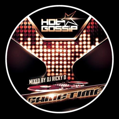 DJ Ricky D - Game Time (June 2013 Mixtape)
