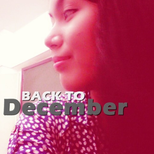 Back To December - Taylor Swift (Cover by Shiena)