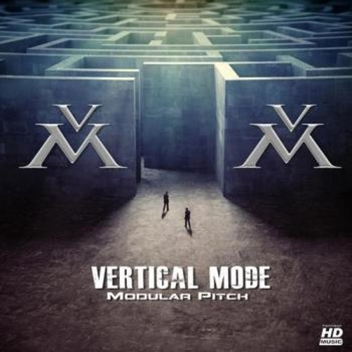 Vertical mode - blue muse