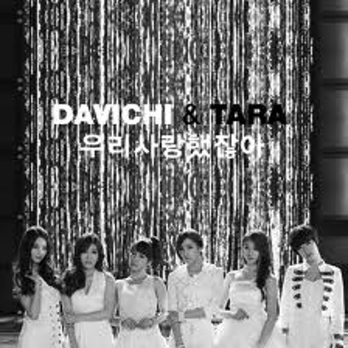 We Were In Love Origianaly Performed By T-ara & Davichi