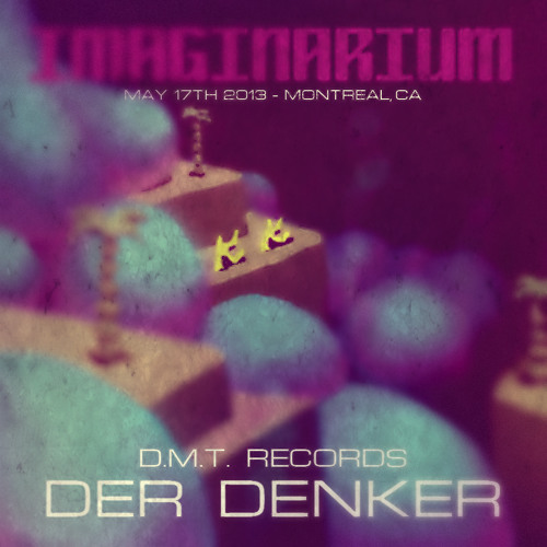Der Denker @ Imaginarium - Official - May 2013
