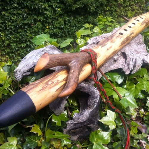 Yew Branch Flute In Ab