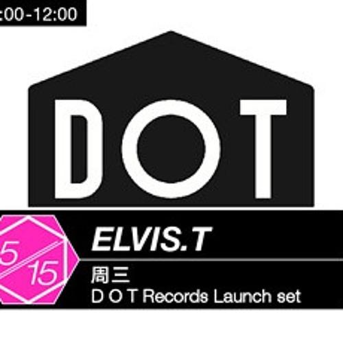 UdanceCN Global Guest - ELVIS.T【D O T Records Launch set】TAIWAN台湾 20130515