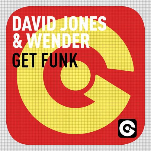 David Jones & Wender - Get Funk