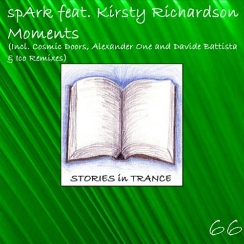 Spark ft. Kirsty Richardson (the cosmic doors reboot)