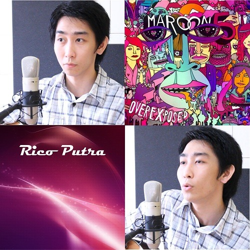 Maroon 5 - Daylight (Cover By Rico Putra)