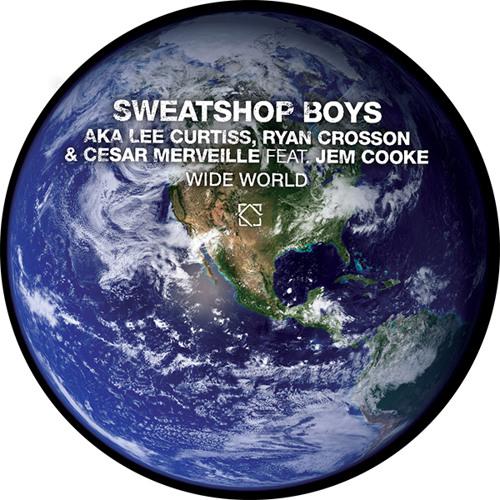 Sweatshop Boys - Wide World (Mosca Deep Dub)
