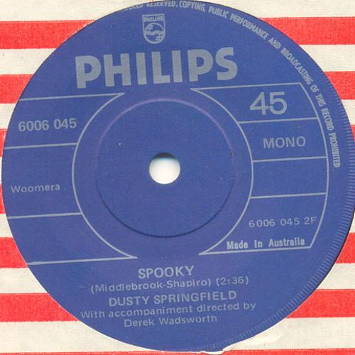 Dusty springfield - Spooky (MAT remix)