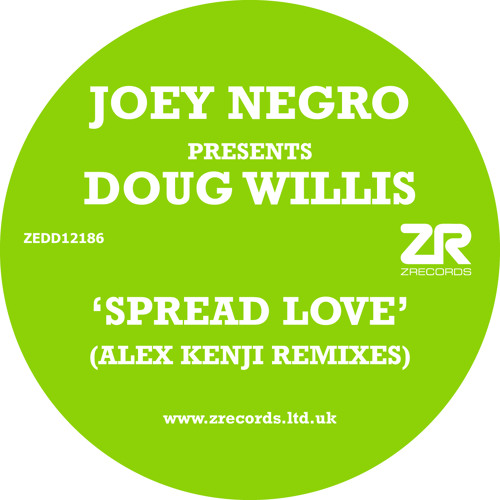 Doug Willis - Spread Love (Alex Kenji Future Disco Mix)
