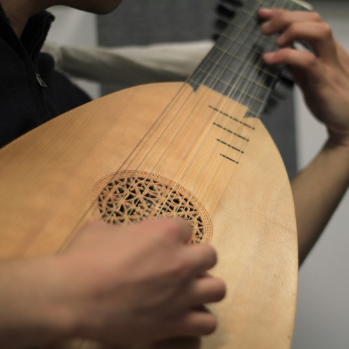 Sam Brown: Renaissance lute piece from Tragedie of Cleopatra