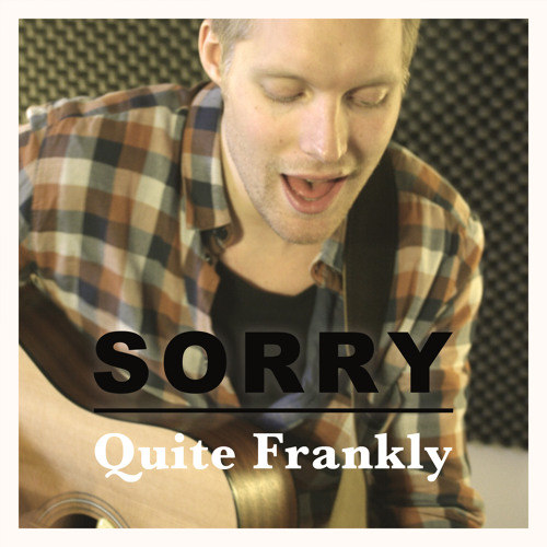 Sorry - Acoustic version