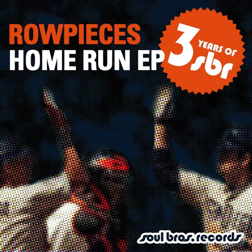 Rowpieces - When I Close My Eyes [Release date: June 3rd 2013]