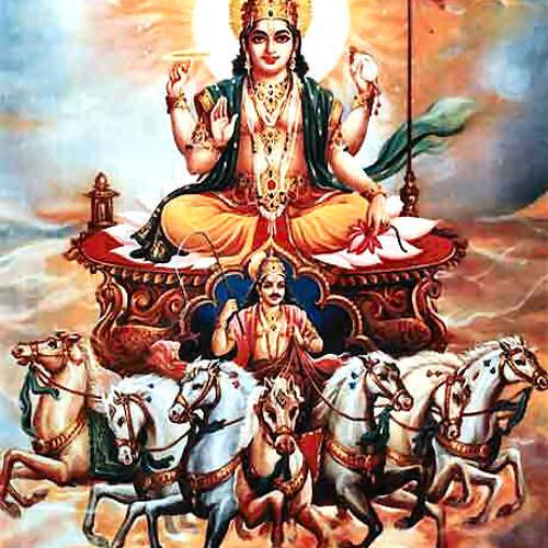 Surya Atharvashirsha by Yogi Arwind