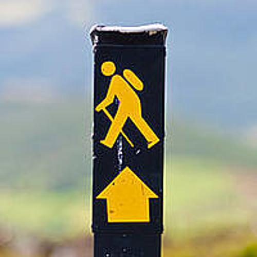Walking passport for Ireland's longest trail