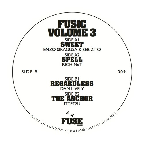 Ittetsu - The Anchor (Fuse009) (Clip)