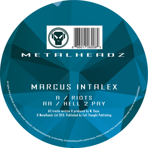 META008 Marcus Intalex - Hell 2 Pay