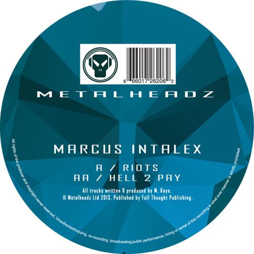 META008 Marcus Intalex - Riots