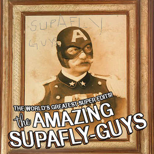 Supafly Guys - The Power Guido