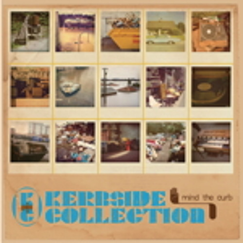 KERBSIDE COLLECTION - RED STRIPE