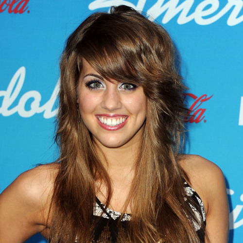 Would Angie Miller Ever Collaborate With Look Alike Miley Cyrus?