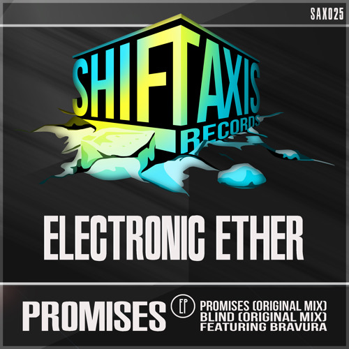 Electronic Ether - Blind (Original Mix) [Out Now On Beatport]