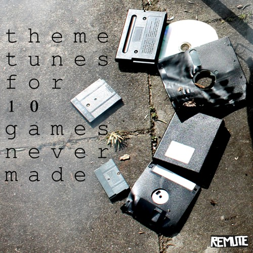 REMUTE - THEME TUNES FOR 10 GAMES NEVER MADE /// ALBUM-TRAILER!