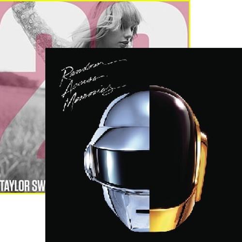 Taylor Swift vs Daft Punk - 22 / Give Life Back to Music (Mashup)