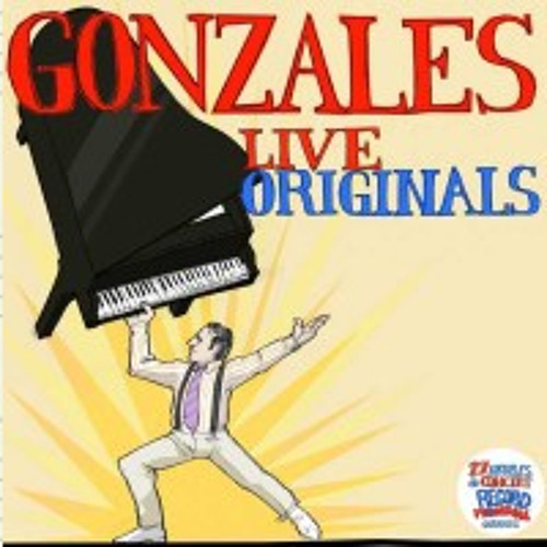 Chilly Gonzales - Chilly In F Minor (Guinness World Record - Live Originals)