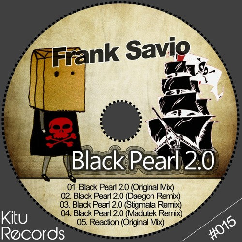 "Frank Savio ""Black Pearl 2.0"" Madutec Remix [Kitu015] OUT NOW!"