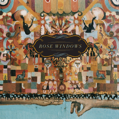 Rose Windows - Wartime Lovers