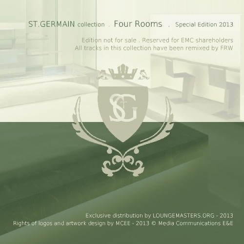 4 Rooms - St.Germain collection (Lounge Master SE 2013)  EP Preview