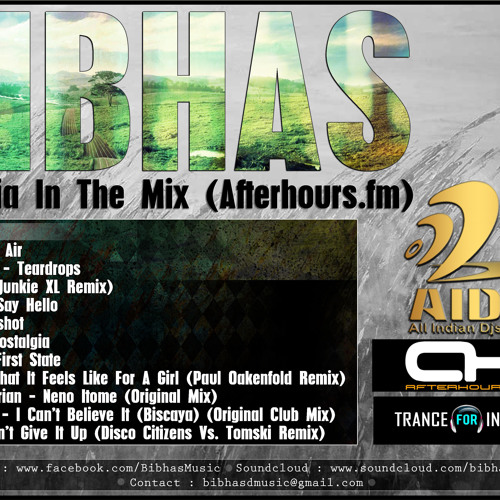 Bibhas - TFI India In The Mix (AH.FM)